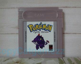 Pokemon Pyrite