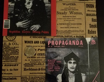 Propaganda Magazine magnets
