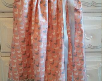 Girls Pillowcase Dress- Little Ducks