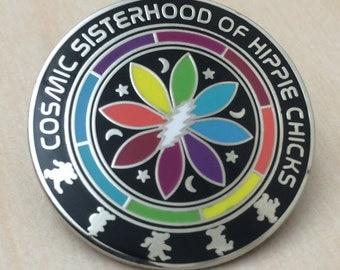 Cosmic Sisterhood of Hippie Chicks