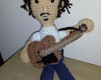 Little Bruce Springsteen Doll