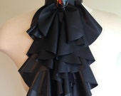 Jabot in Black Reserved for Desirerestless