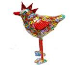 Bird decor ,Bird art , Bird sculpture , Bird collectible , Bird decoration , home decor , home decoration