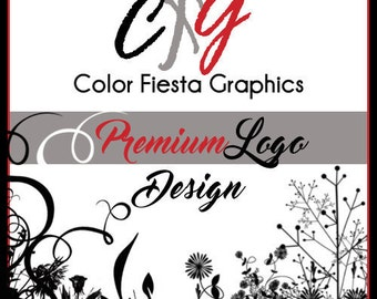 Custom business logo design  - PREMIUM package - 2 samples and UNLIMITED complimentary edits
