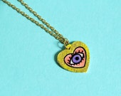 Omniscient Heart Necklace