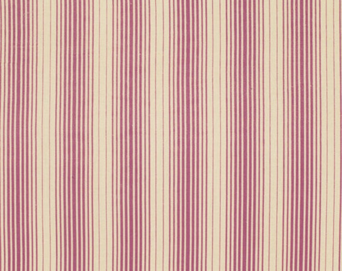 SALE fabric, 6 dollars/yard sale, Joel Dewberry fabric, Purple fabric, Bungalow Stripes Lavender, Quilting Cotton, Discount fabric
