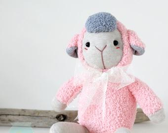 Sock SHEEP Plush - Children Room Decoration