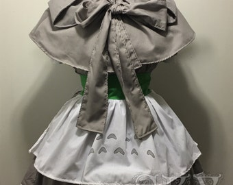 Totoro Hooded Capelet