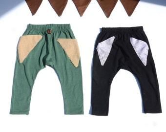 Tibetan Prayer Pocket Pants