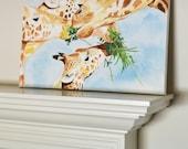 Giraffe #2 Original Paint...