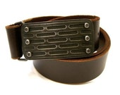 Narrow tread Belt buckle