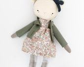 "foundling lamb girl ""adeline"" 