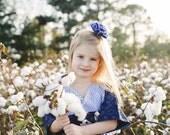 Birthday Dress - Kimono Dress - Little Girl Dresses - Girls Dresses - Little Girl Clothes -Toddler Dress - Size 2T to 7 years