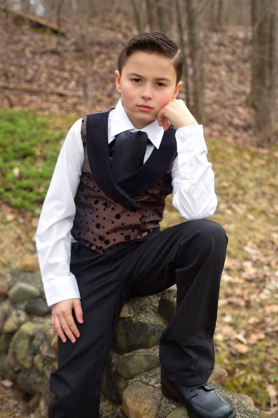 Items similar to Boys Formal Wear for Weddings - Boys ...