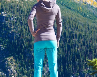 Hemp Inspire Capris - Organic Yoga Clothing