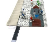 Toys for Boys - Knights and Dragons Toy – Pretend Play – Dragon Castle Play Set – Ring Bearer Gifts – Gifts for Boys - Castle Play Mat