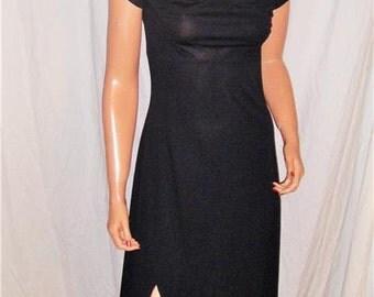 Bisou Bisou Black Dress 8