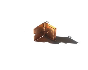 14k Rose Gold Movable Book Charm