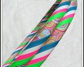 NEW Hula Hoop:  'PsYcHeDeLiCa GLOW' - Fully Customizable Glow in the Dark Travel Hoola Hoop - UV Reactive Too!