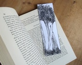 creepy halloween bookmarks digital download