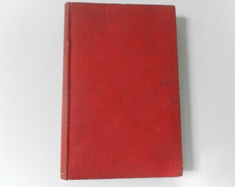 The Rainbow by DH Lawrence early edition 1930