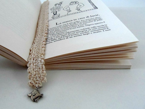 eco-friendly bookmark