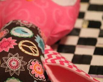 Owl soft cloth doll 19 inch