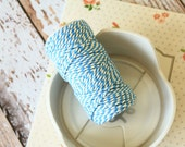 SKY Blue Cotton Bakers Twine 20m