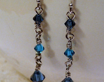 Jean Icicle Earrings