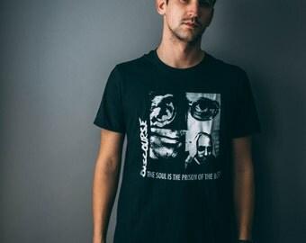 Foucault Discourse Shirt >> Discharge D-beat