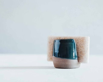 Sponge Holder - Gray - Ceramics - Pottery