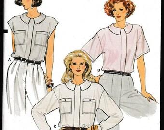 Vogue 9223 Misses Dropped Shoulder Blouse