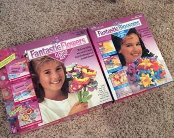 Hasro Fantastic Flowers and Fantastic Blossoms Flower Making Kit