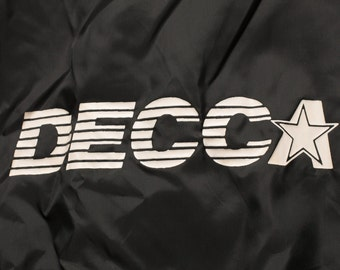 DECCA Jacket, Development & Construction Corporation of America, Vintage 70s-80s
