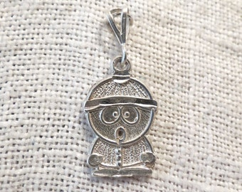 Stan Marsh South Park Comedy Central Sterling Pendant