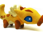 "Wildstar-inspired VIND 18"" Organic Plush Doll"