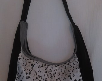 Musical Notes Purse