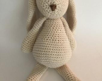 Crochet Amigurumi Bunny Rabbit Plush