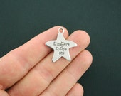 Starfish Stainless Steel Charm - It matters to this one - Exclusive Line - Quantity Options - BFS1157