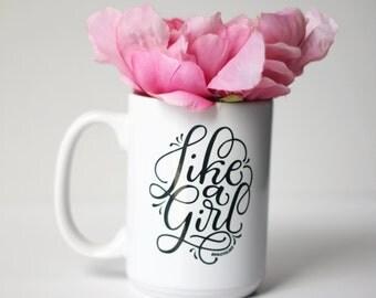 Mug - Like a girl