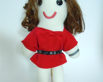 Doctor Who Oswin Oswald Plush Doll