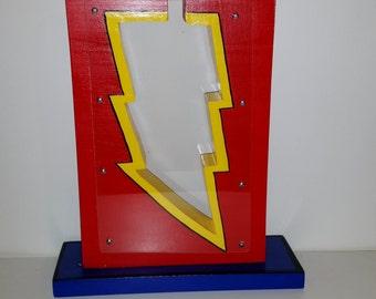 Marvel Like Lightning Bolt