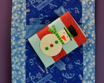 Hanukkah Card Holder