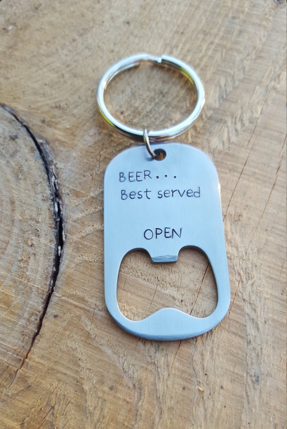 items similar to personalized father 39 s day bottle opener. Black Bedroom Furniture Sets. Home Design Ideas
