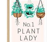 Plant Lady Card