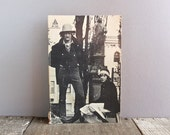 Vintage 1967 Trout Fishing in America book by Richard Brautigan