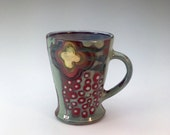 Ceramic Mug Pottery Coffee Cup Handmade
