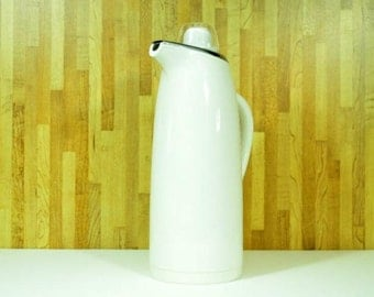 Midcentury Corning Designs Thermos Pitcher Carafe