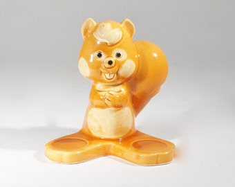 Fun Kitsch Squirrel Japan Ceramic