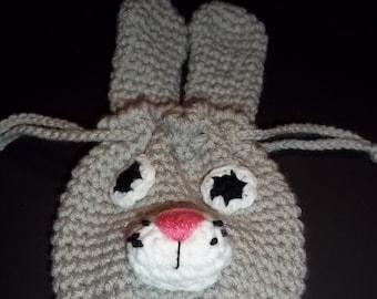 Bunny - Goody Bag/Gift Bag/Easter Basket/Gift Sack